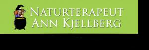 Naturterapeut Ann Kjellberg Logotyp